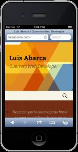 WordPress en iOS