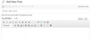 Nuevos Post Formats en WordPress 3.6